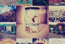 Tomorrowland ~ Yesterday is history, Today is a gift & Tomorrow is a mystery!