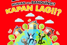 25 Lokasi Hunian Se-Bandung hanya di GAN Properti Group.