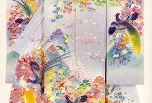 Kimono Yukata kawaii / 浴衣 着物 カワイイ