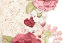 Цветочные рисунки