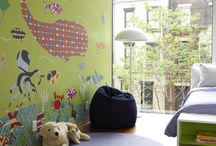 Kids Rooms / by Jeri Wigdahl