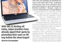 Kalajee Jewellery in Press