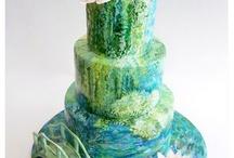 Cake }{ Art
