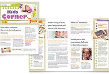 Kids Brochures