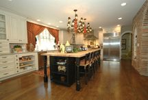Southern Traditional / A look at a custom home in Colorado in the Southern traditional style designed by Haley Custom Homes http://www.haleycustomhomes.com