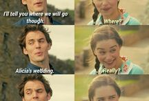 Me before you!