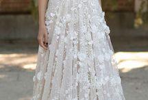 vestido casamento floral