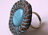 šperky s vůní / my pine needle jewelry - mé šperky z jehličí