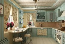 Кухня интерьеры