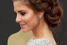 Bridesmaid hair / Ideas for hair for Sonya's wedding
