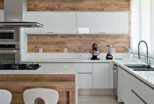 Cozinhas Contemporâneas / Cozinha branca