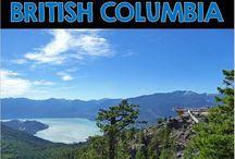 #bucketlist Britsh Columbia