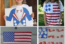4th of July - Crafts - Kiddos / by Joyce Dillon