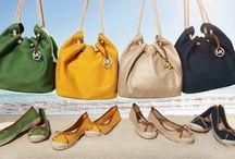 Bags, purses & shoes / by Lola Pagan