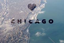 Chi-town! / Nothin like Chicago! I pray everyday that the violence will end! #warzone  / by Stacey Carrick