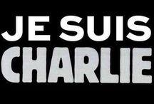 Je suis Charlie /               Jour sombre pour la liberté de la presse Ils n'avaient aucune once de méchanceté , juste le talent de savoir rire de tout....