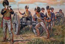 Britské dělostřelectvo 1775-1815