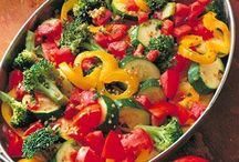 Fruit & Veggie Recipes / Recipes that will inspire you to eat more fruits and veggies.