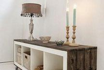 DIY Möbel und Einrichtung