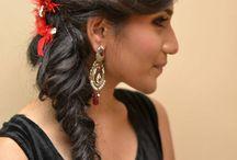 bridal hair and makeup in Mumbai