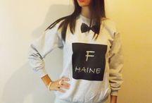 F Haine