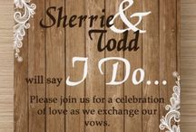 Our wedding - Invitations