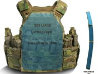 TYR Tactical® Plate Pocket Styles / We offer several different plate carrier styles depending on the profile (thickness) of your plate.