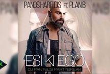 New promo song... PANOS HARITIDIS ft PLAN B - Εσύ Και Εγώ (Dj Pantelis PartyBreak)