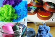 Summer Fun / Fun ideas, crafts, and projects for kids. / by Kristi Griem