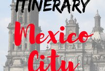 Mexico Bucket List / Best things to see and do in Mexico. Dream destinations, transportation, attractions, excursions, places to see, National Parks, hikes, hostels, hotels.