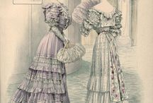 De Gracieuse fashion plates