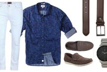Styling for Him / Style inspirations for the man who loves to look stylish and presentable!
