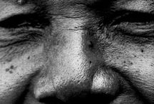 Black ... Nelson Mandela - South Africa - Afrique du sud