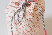・ packaging ・ / by Chika Mori