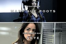 marvel's agents of S.H.I.E.L.D!<3