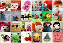 Amigurumi / What I'd like to do someday :P