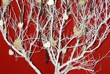 wishes tree / árbol de los deseos