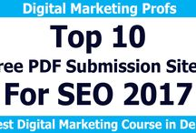 Top 10 PDF Submission Sites 2017