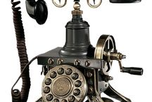 TELEPHONE. IDÉES POUR LA MAISON.