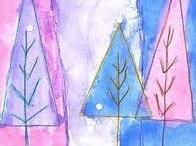 Children's Art Ideas / by Alexandra