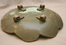 pottery details