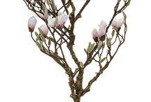 Artificial Flowering Trees