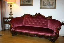Home: Victorian Couches