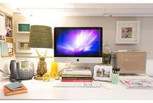 Office & Desk Inspiration / by Kimberly Keith