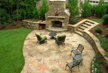 Decks and Patios / by Kim Glover