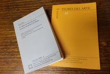 Departamento de Teoría de las Artes / El Departamento de Teoría de las Artes constituye un espacio específico de reflexión crítica en torno a las artes al interior de nuestra Facultad. Se desenvuelve fundamentalmente en dos líneas de trabajo: la Historia del Arte y la Estética. Estas líneas se desarrollan a su vez en los ámbitos de la docencia, la investigación y la extensión.