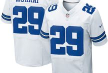 Cowboys #29 DeMarco Murray Home Team Color Authentic Elite Official Jersey