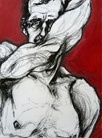 Life Drawing / Recently off the drawing board ... / by Patricia Niemann