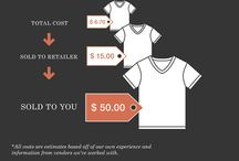 It's A Fact / It's a fact: in traditional retail a designer shirt is marked up 8x by the time it reaches the customer. By being online only, we eliminate brick-and-mortar expenses and pass these savings on to you.