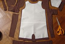 Re-purposed T-shirt for baby